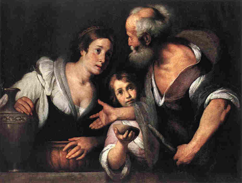 Widows in bible times